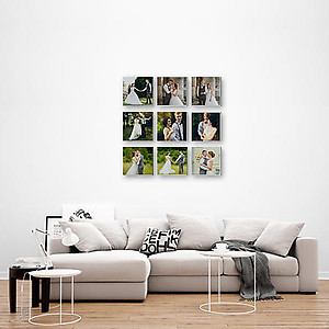 Multi Canvas Print - 9pcs 10
