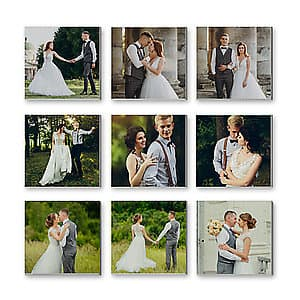 Multi Canvas Print - Mini Love