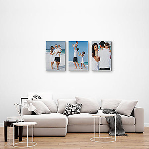 Multi Canvas Print - Family Fun