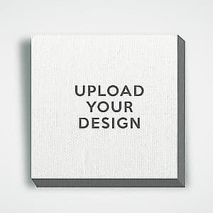 Canvas Print Square - Upload Your Own