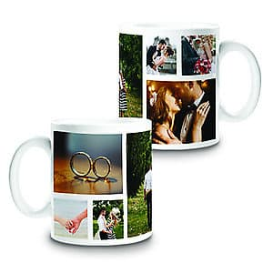Photo Mug Collage 7 - 11oz