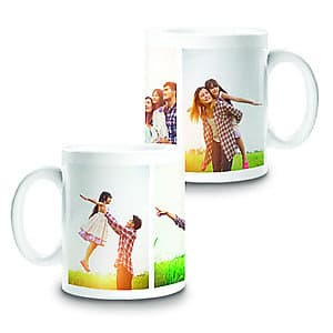 Photo Mug Collage 3 - 11oz