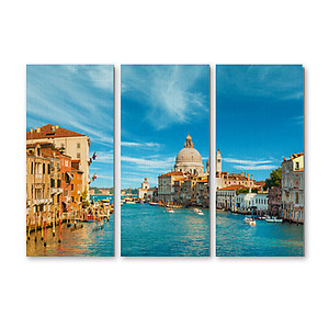 Split Canvas Print - 3pcs 12