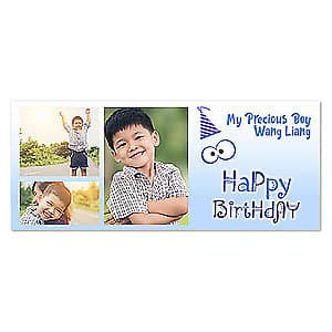 Photo Mug Boys Birthday - 11oz
