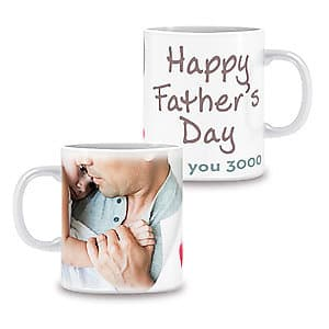 Photo Mug Love Dad - 11oz
