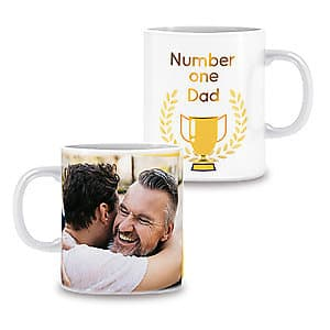 Photo Mug Fathers Day - 11oz