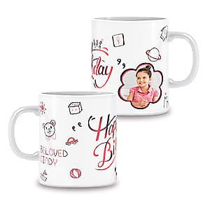 Photo Mug Girls Birthday - 11oz