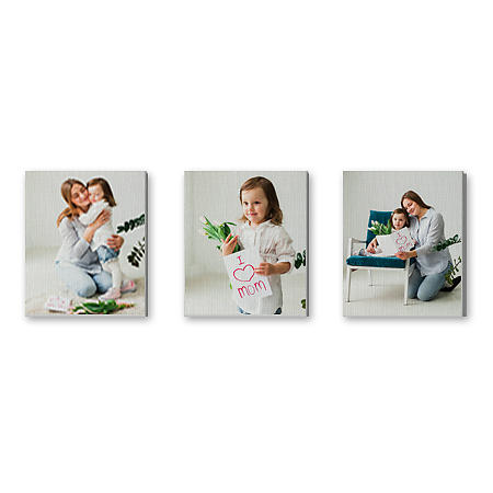 Multi Canvas Print - 3pcs 12